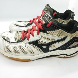 Mizuno Wave Rally 4 Volleyball Shoes Sz 6